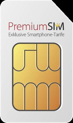 PremiumSIM LTE L - 12,99 EUR monatlich (Laufzeit: 24 Monate)