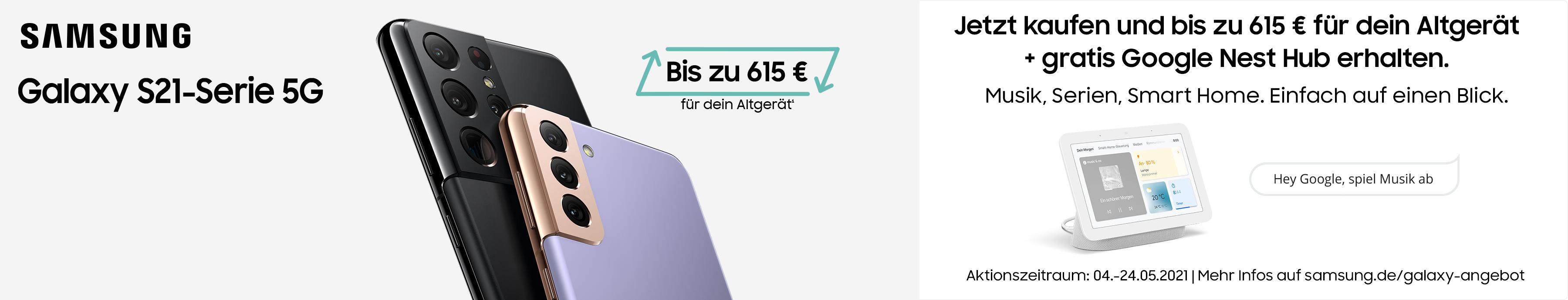 Samsung Galaxy S21 5G, S21+ 5G, S21 Ultra 5G