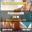 Billigste Allnet Flat 4 GB - inside-sim.de