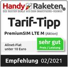 Tarif-Tipp Allnet-Flat unter 10 Euro - Handy-Raketen.de