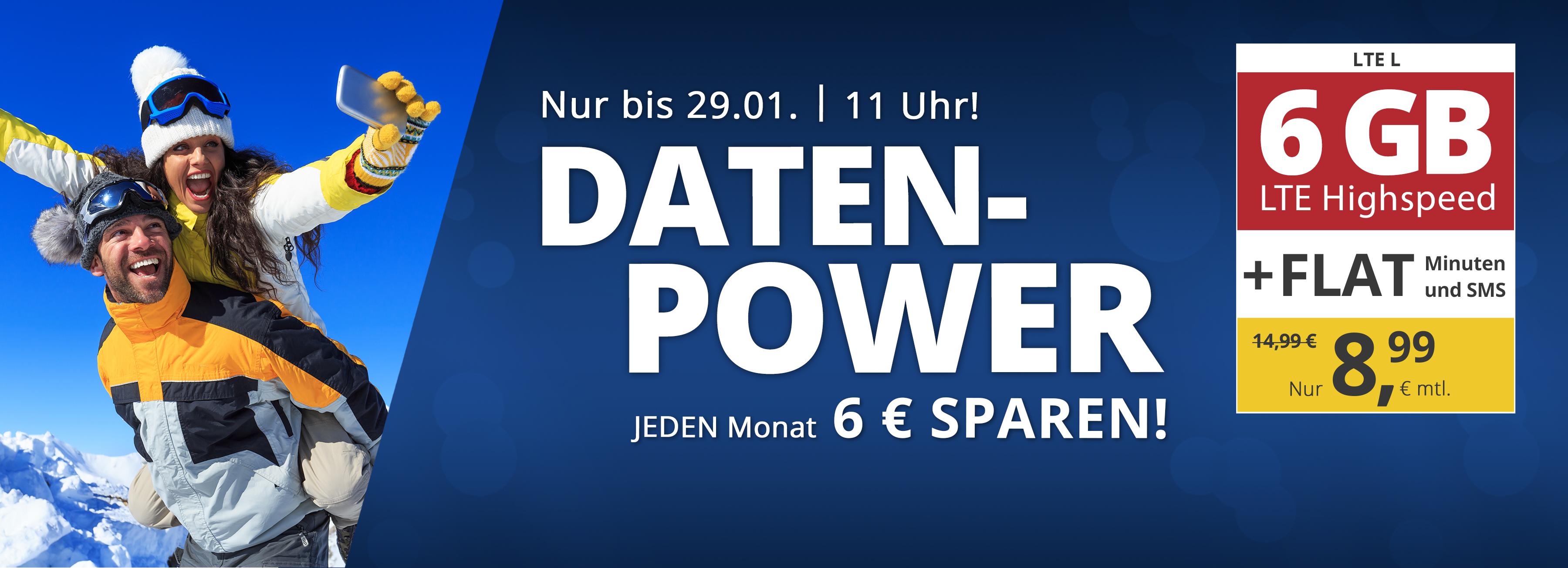 DATEN-POWER