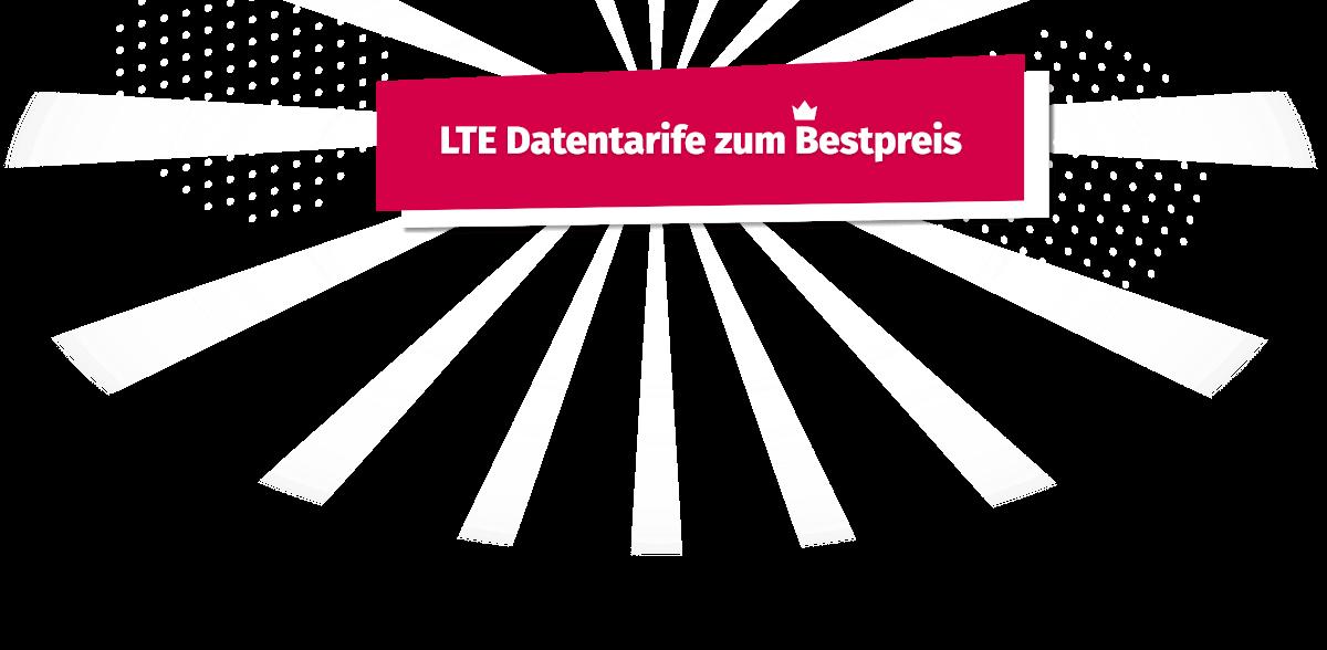 LTE Datentarife zum Bestpreis